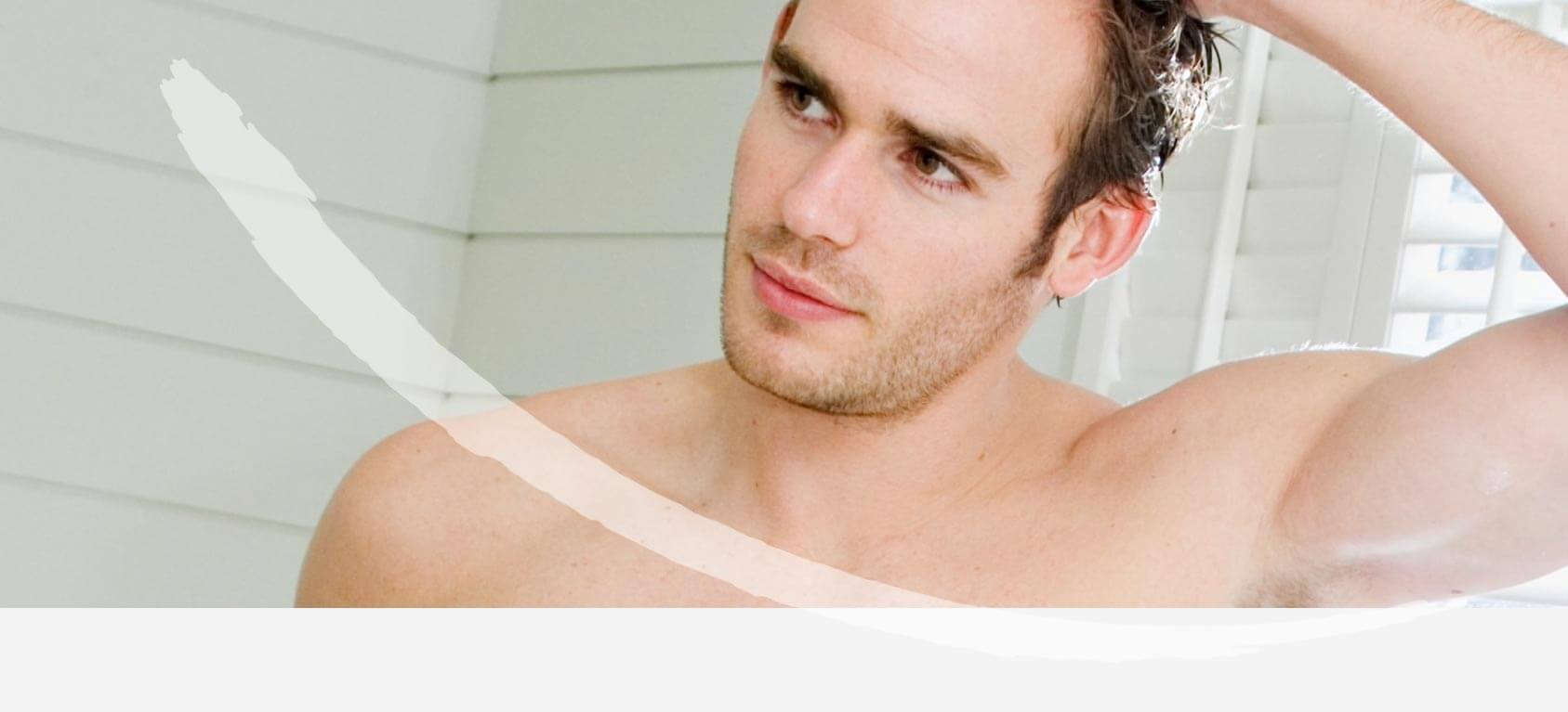 Medicina y cirugía estética en varones