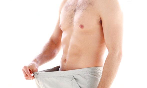 obesidad masculina