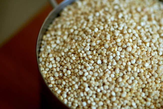 Quinoa: lo último en venir de América