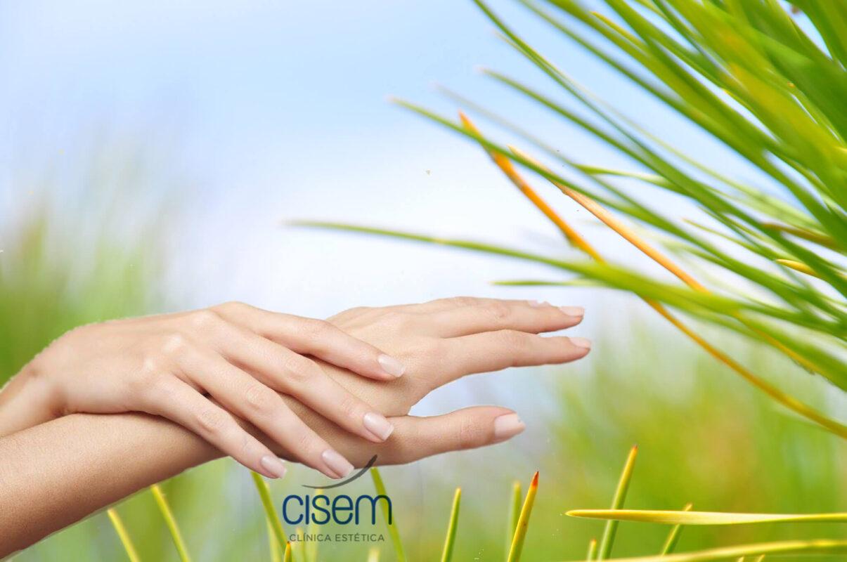 Cuidado de las manos: consejos antes de recurrir a los tratamientos