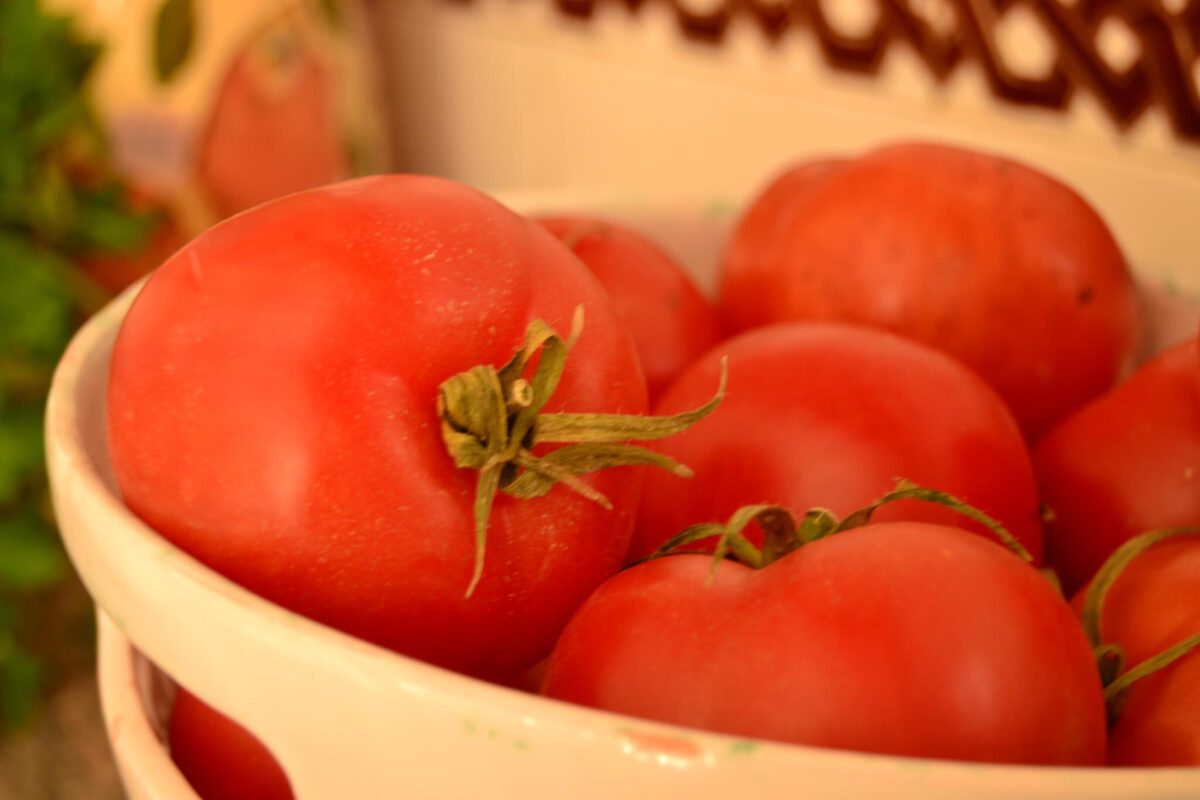 tomates: fuente de licopenos